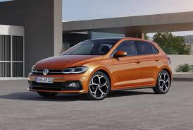 volkswagen polo interior 2018 volkswagen polo officially revealed gti packs 147kw
