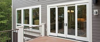 Andersen A Series Patio Door 400 Series Frenchwood Gliding Patio Door