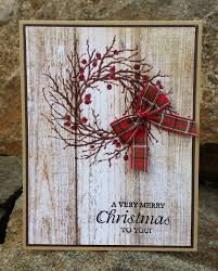25 best stamped christmas cards ideas on pinterest christmas