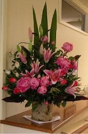 large flower arrangements for church view larger image
