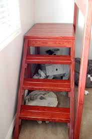 bunk beds with stairs and storage amazing home design