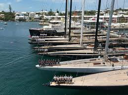 j u0027s at america u0027s cup at bermuda meet the permanent crew of the j u0027s