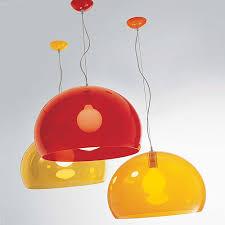 Kartell Fly Ceiling Light Fl Y L 2012 Kartell Fl Y Suspension Ls Modern Pendant
