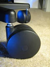 Chair Caster Wheels Miracle Caster Our Big Chair Casters Wheels Replace Chair Mats