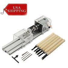 Ebay Woodworking Machinery Used by Mini Wood Lathe Lathes Ebay