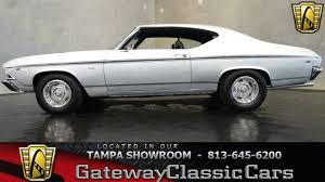 1969 chevrolet chevelle ss tribute youtube