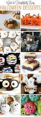 cute and easy halloween desserts chickabug