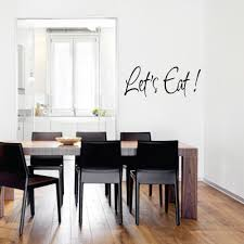 28 wall decals for dining room items similar to table