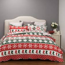 top 10 best christmas bedding sets 2017