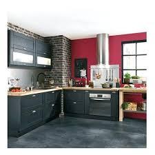 meuble bas cuisine gris meuble de cuisine gris anthracite vibrant inspiration cuisine en