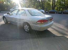 2002 silver honda accord 2002 honda accord metallic silver york used auto