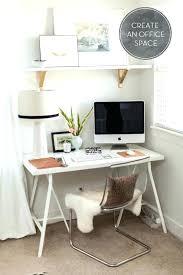 white corner office desks for home small white office desk lesdonheures com