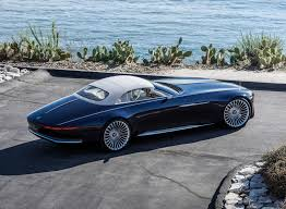 vision mercedes maybach 6 cabriolet vision mercedes maybach 6