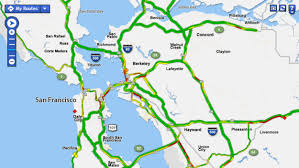 traffic map traffic get the most recent traffic information and updates at