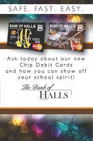 bank of halls home
