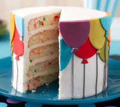 birthday balloons layered cake joann