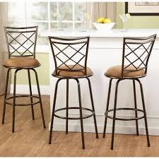 bar stools steampunk decor diy vintage metal stool with back