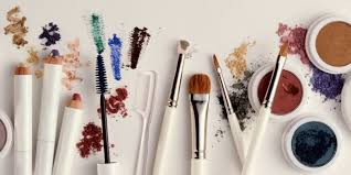 the average number of makeup products a woman owns and uses daily