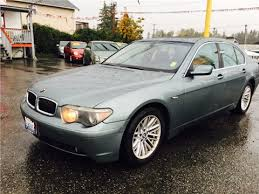 bmw 7 series 98 2003 bmw 7 series for sale in oklahoma carsforsale com
