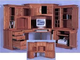 Magellan Corner Desk With Hutch Office Desk Office Depot Magellan Desk Image For L Shaped