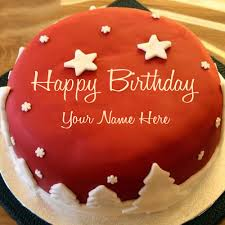 online birthday cake write your name on birthday cake online free