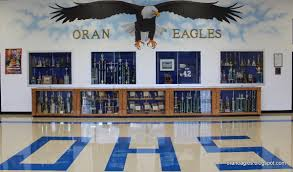 oran eagles athletics