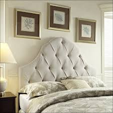 Upholstery Fabric Faux Leather Bedroom Marvelous Faux Leather Headboard Tall Grey Tufted