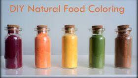 natural green food coloring recipes food