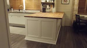 buffet kitchen island elephant buffet diy butcher block kitchen island before and after