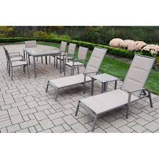 Oakland Patio Furniture Patio Conversation Sets Outdoor Seating Sets Kmart