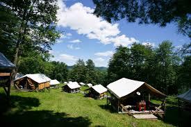 camp tents tent city canvas house