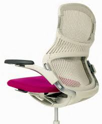 Pink Office Chair Furniture Knoll Ergonomic Chair Ergonomically Designed Chairs