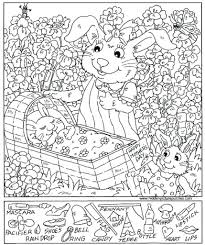 coloring pages sheets find hidden picture halloween page