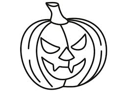 coloring pages halloween pumpkins eliolera