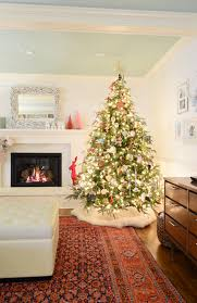 White House Christmas Decorations Tour by Holiday House Tour 2016 Young House Love