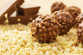 vegan ferrero rochers greatist