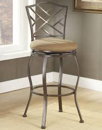 bar stool black leather bar stools counter height chairs rustic
