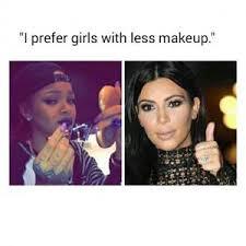 Too Much Makeup Meme - too much makeup jokes kappit