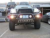 toyota tacoma hid fog lights photo gallery all truck and suv accessory centers