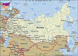 russia map quiz political russia geography history map facts britannica
