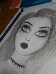 9 drawings images drawings barbie doll