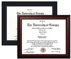 degree frames diploma frames