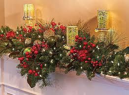 christmas mantel decor christmas decorating ideas mantel decor improvements