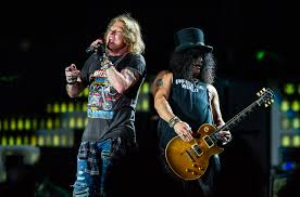 guns and roses are the last dangerous rock band that has existed in