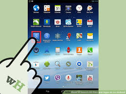 image search android how to search all files and apps on an android 6 steps