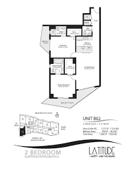 floor plan agreement latitude on the river brickell floor plans