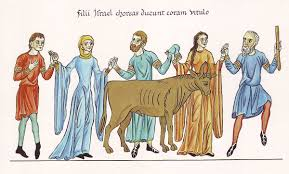 quotes from the bible about killing non believers golden calf wikipedia
