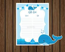 whale baby shower ideas the 25 best baby shower gift list ideas on baby