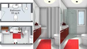 bathroom designer bathroom planner roomsketcher