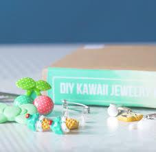 kawaii jewelry making diy kit by pop shop america